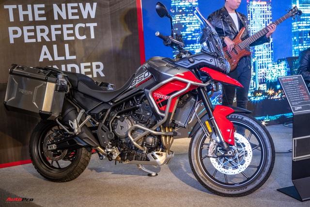 Triumph Tiger 850 Sport giá 360 triệu đồng tại Việt Nam - Thách thức Ducati và BMW Motorrad - Ảnh 13.