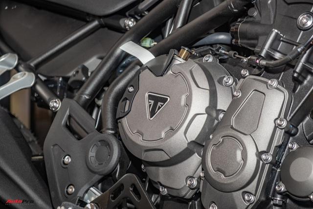 Triumph Tiger 850 Sport giá 360 triệu đồng tại Việt Nam - Thách thức Ducati và BMW Motorrad - Ảnh 11.
