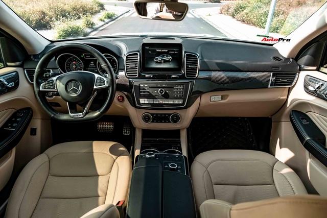 'Hàng hiếm' Mercedes-Benz GLE 450 Coupe chào bán 3,2 tỷ: Tiền độ kiểu GLE 63 đủ mua Hyundai Grand i10  - Ảnh 4.