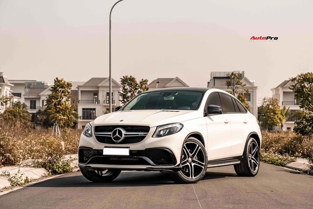 'Hàng hiếm' Mercedes-Benz GLE 450 Coupe chào bán 3,2 tỷ: Tiền độ kiểu GLE 63 đủ mua Hyundai Grand i10  - Ảnh 8.