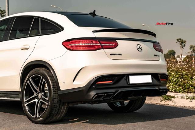 'Hàng hiếm' Mercedes-Benz GLE 450 Coupe chào bán 3,2 tỷ: Tiền độ kiểu GLE 63 đủ mua Hyundai Grand i10  - Ảnh 3.