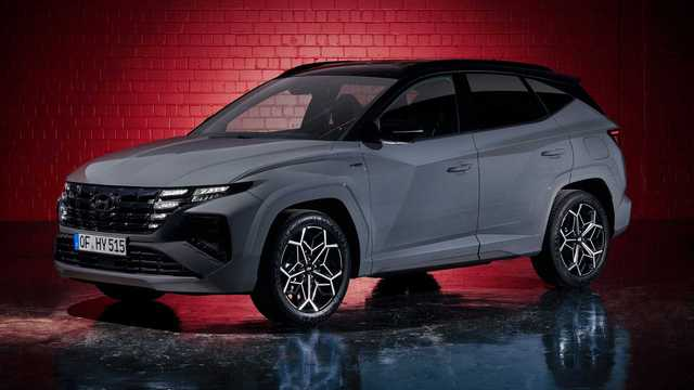 Khám phá Hyundai Tucson bản thể thao vừa ra mắt: Thiết kế khó chê, có thể sớm về Việt Nam đe doạ Honda CR-V - Ảnh 1.