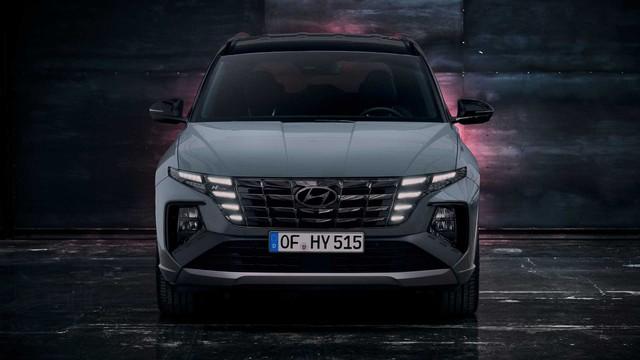 Khám phá Hyundai Tucson bản thể thao vừa ra mắt: Thiết kế khó chê, có thể sớm về Việt Nam đe doạ Honda CR-V - Ảnh 2.