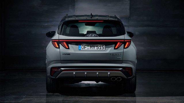 Khám phá Hyundai Tucson bản thể thao vừa ra mắt: Thiết kế khó chê, có thể sớm về Việt Nam đe doạ Honda CR-V - Ảnh 5.