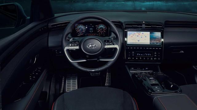 Khám phá Hyundai Tucson bản thể thao vừa ra mắt: Thiết kế khó chê, có thể sớm về Việt Nam đe doạ Honda CR-V - Ảnh 7.