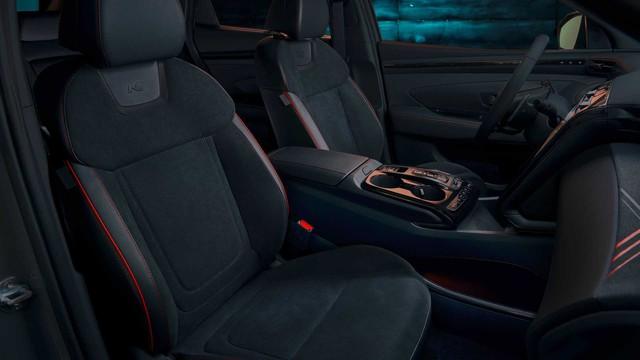 Khám phá Hyundai Tucson bản thể thao vừa ra mắt: Thiết kế khó chê, có thể sớm về Việt Nam đe doạ Honda CR-V - Ảnh 10.