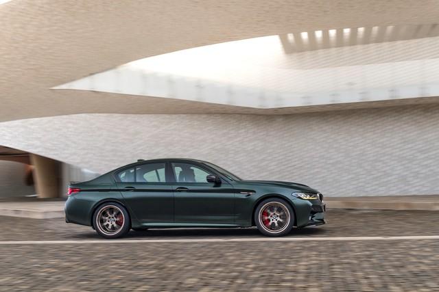 Toàn bộ xe BMW sắp đổi khung gầm mới: Nội thất rộng hơn, khí động học tốt hơn - Ảnh 1.