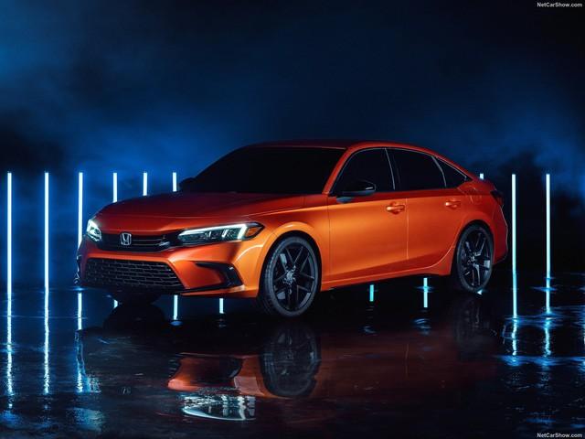 Lộ Honda Civic thế hệ hoàn toàn mới tại Việt Nam: Chưa ra mắt trên toàn cầu, đối thủ xứng tầm của Mazda3 và Kia Cerato - Ảnh 5.
