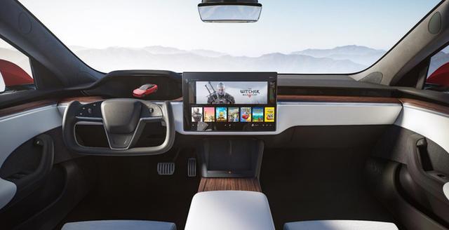 Tesla ra mắt phiên bản Model S mới: Là xe có khả năng tăng tốc nhanh nhất thế giới, nội thất của tương lai, có thể chơi được cả game The Witcher 3 - Ảnh 2.