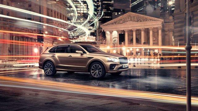 Bentley cập nhật Bentayga Hybrid, nâng cấp đáng kể khả năng vận hành không xăng - Ảnh 1.