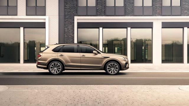 Bentley cập nhật Bentayga Hybrid, nâng cấp đáng kể khả năng vận hành không xăng - Ảnh 3.