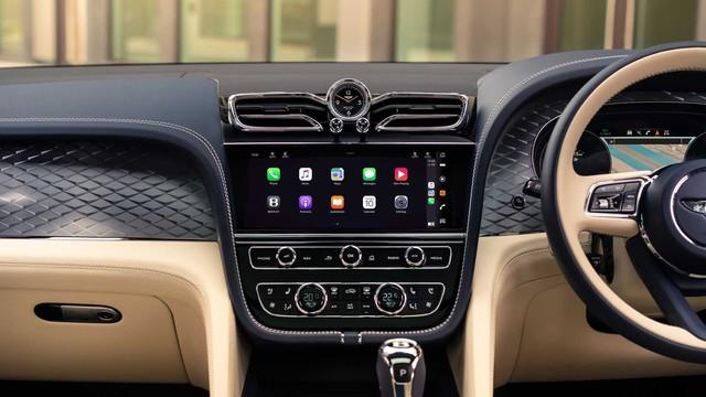 Bentley cập nhật Bentayga Hybrid, nâng cấp đáng kể khả năng vận hành không xăng - Ảnh 5.