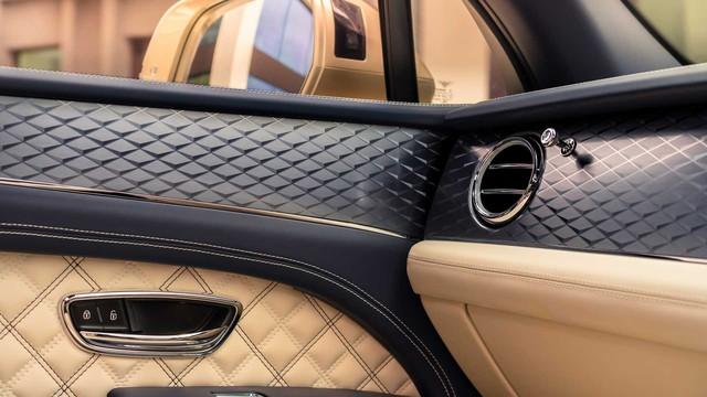 Bentley cập nhật Bentayga Hybrid, nâng cấp đáng kể khả năng vận hành không xăng - Ảnh 6.