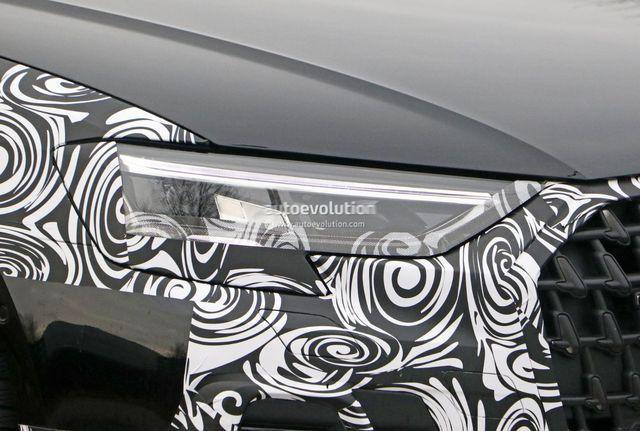 Audi A8 2022 lần đầu lộ diện, nhiều khả năng có phiên bản riêng đấu Mercedes-Maybach - Ảnh 2.