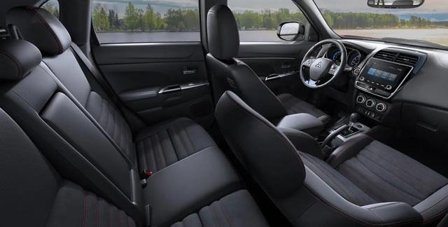 Ra mắt Mitsubishi Outlander Sport 2021: Giá quy đổi từ 485 triệu đồng, chờ ngày quay lại Việt Nam - Ảnh 4.