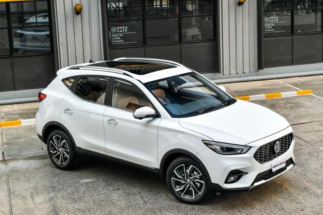 MG ZS 2021 sắp ra mắt Việt Nam: Thiết kế sang xịn hơn, nhập Thái, giá hứa hẹn rẻ, cạnh tranh Kia Seltos - Ảnh 1.