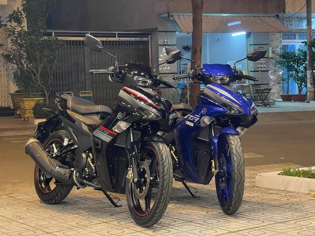Yamaha Exciter 2021 ồ ạt đổ bộ đại lý: Đủ phiên bản, giá chênh cao nhất 7,5 triệu đồng - Ảnh 3.