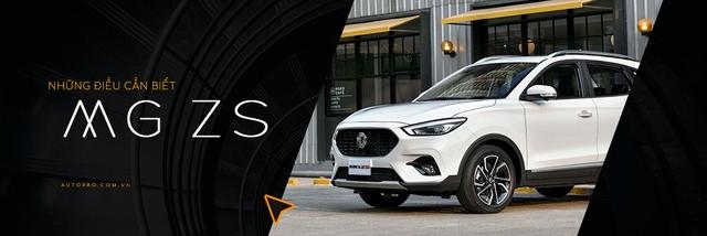 Đánh giá nhanh MG ZS 2021: Nâng cấp nhanh nhất Việt Nam để đổi lại những gì? - Ảnh 3.