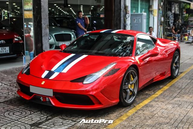 Ý vào chung kết Euro và đây là 23 siêu xe đỉnh nhất mọi thời đại từ đất nước này, một chiếc sẽ về Việt Nam năm nay - Ảnh 16.