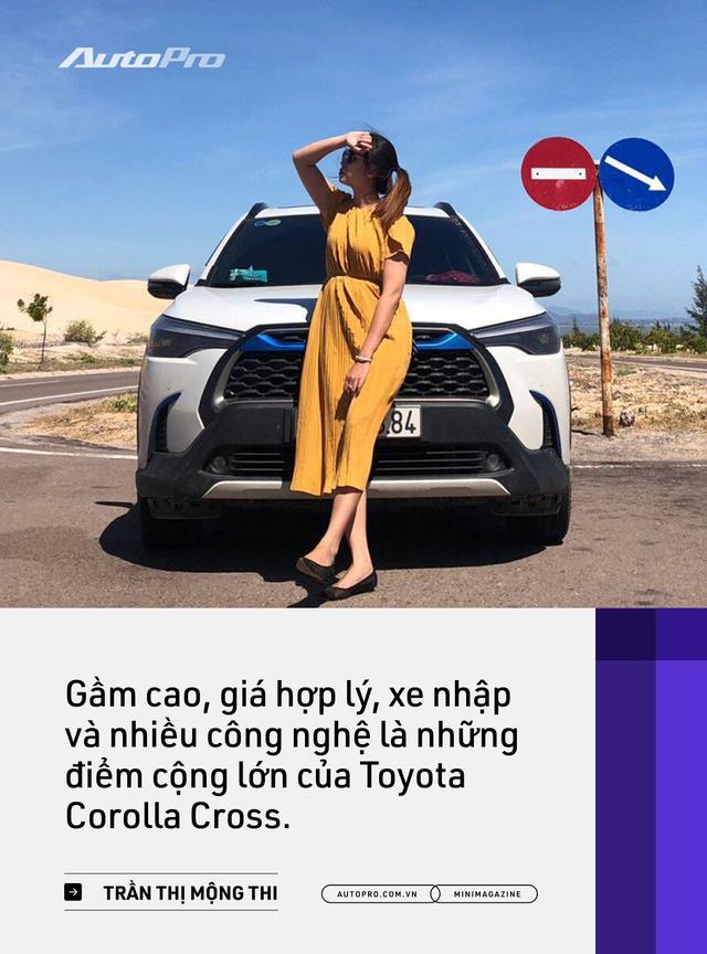 Những kiểu khách chốt đơn Toyota Corolla Cross sau 1 năm bán tại Việt Nam: Người bỏ Mercedes, người mua chỉ vì thương hiệu - Ảnh 3.