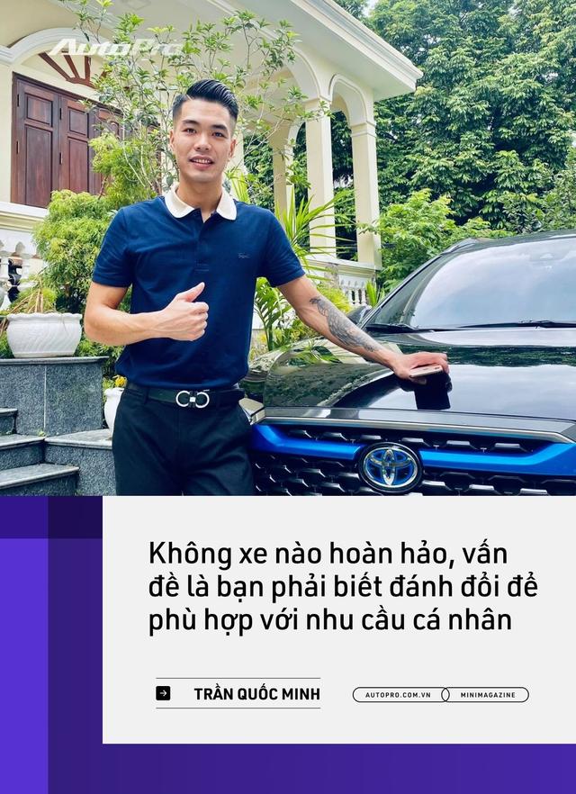 Những kiểu khách chốt đơn Toyota Corolla Cross sau 1 năm bán tại Việt Nam: Người bỏ Mercedes, người mua chỉ vì thương hiệu - Ảnh 14.