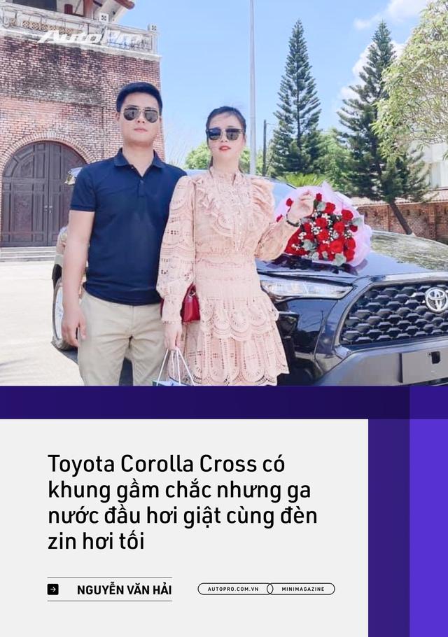 Những kiểu khách chốt đơn Toyota Corolla Cross sau 1 năm bán tại Việt Nam: Người bỏ Mercedes, người mua chỉ vì thương hiệu - Ảnh 24.
