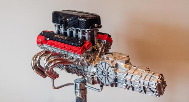 Thú chơi mô hình động cơ, khung xe Ferrari giá ngang xe Toyota, Ford phổ thông của giới nhà giàu - Ảnh 3.