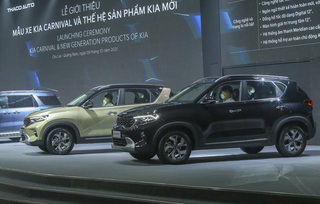 Kia Sonet đắt hay rẻ: Đây là khác biệt giữa 4 phiên bản chênh nhau 110 triệu đồng tại Việt Nam - Ảnh 4.