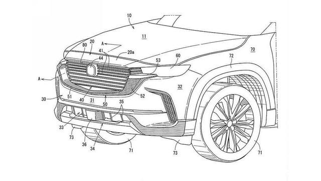 Mazda CX-50 lộ thông tin trước ngày ra mắt: Lớn hơn CX-5 nhưng thiết kế vẫn quen thuộc - Ảnh 1.