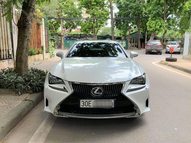 Chủ xe bán Lexus RC 200t sau 8.000km, công khai chịu lỗ gần 1,3 tỷ đồng - Ảnh 2.