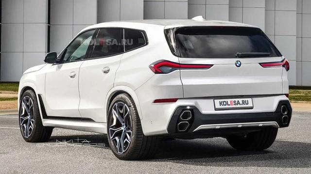 BMW X8 lại khiến dân tình chao đảo khi lộ diện trên đường: To như Rolls-Royce Cullinan, mặt trước có điểm giống Hyundai Santa Fe - Ảnh 2.