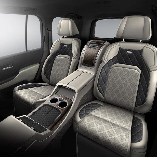 Toyota Land Cruiser MBS 2022 chào hàng đại gia Việt tiền không phải vấn đề: Giá dự kiến ngang Lexus LX 570, nội thất đúng đẳng cấp doanh nhân - Ảnh 3.