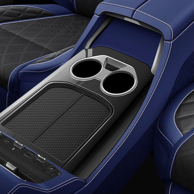 Toyota Land Cruiser MBS 2022 chào hàng đại gia Việt tiền không phải vấn đề: Giá dự kiến ngang Lexus LX 570, nội thất đúng đẳng cấp doanh nhân - Ảnh 6.
