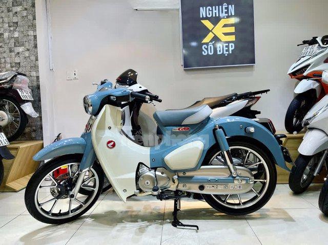 Honda Super Cub 125 biển 'Thần tài' rao bán gần 200 triệu đồng
