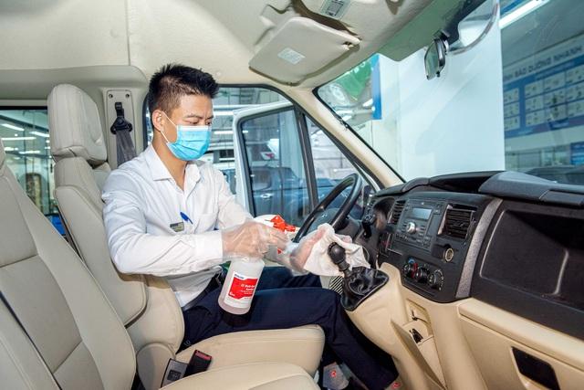 Bán xe và chăm sóc khách hàng thay đổi thế nào khi 'bình thường mới'?
