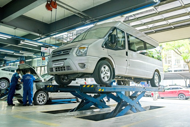 Bán xe và chăm sóc khách hàng thay đổi thế nào khi 'bình thường mới'? - Ảnh 2.