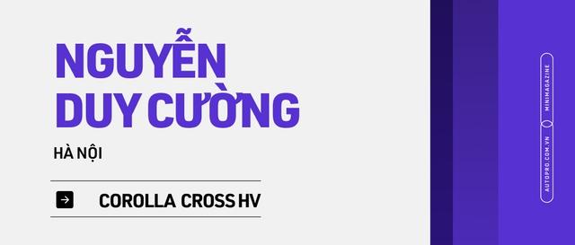 Những kiểu khách chốt đơn Toyota Corolla Cross sau 1 năm bán tại Việt Nam: Người bỏ Mercedes, người mua chỉ vì thương hiệu - Ảnh 10.