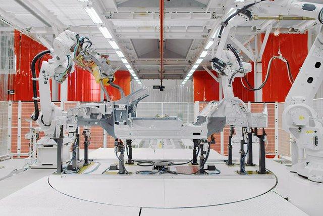 Bất ngờ chưa: Volvo hoàn tất nhà máy ô tô điện sạch nhất thế giới chứ không phải Tesla hay ai khác - Ảnh 2.