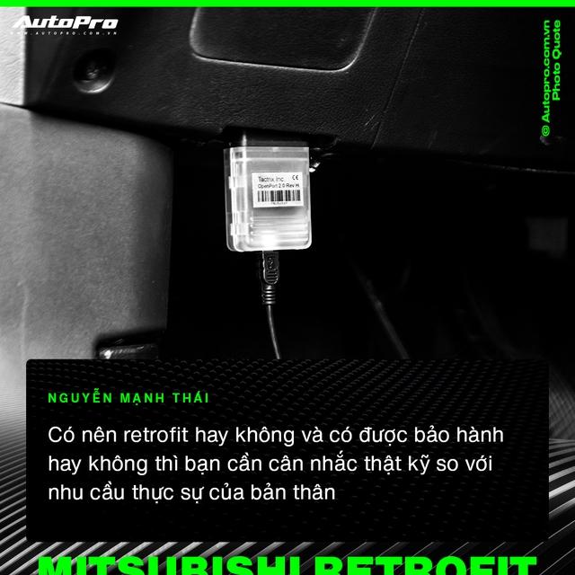 Mạnh Thái - Từ 'thợ vườn' bị khách giám sát 7 tiếng vì sợ hỏng xe tới chuyên gia biến hoá xe Mitsubishi tại Việt Nam - Ảnh 6.