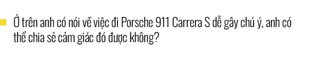 Chủ xe Nha Trang kể chuyện mua Porsche 911 Carrera S: 'Mua xe 10 tỷ mà chỉ nhìn qua giấy, giật mình với những option bằng cả chiếc Kia' - Ảnh 16.