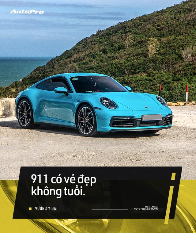 Chủ xe Nha Trang kể chuyện mua Porsche 911 Carrera S: 'Mua xe 10 tỷ mà chỉ nhìn qua giấy, giật mình với những option bằng cả chiếc Kia' - Ảnh 2.