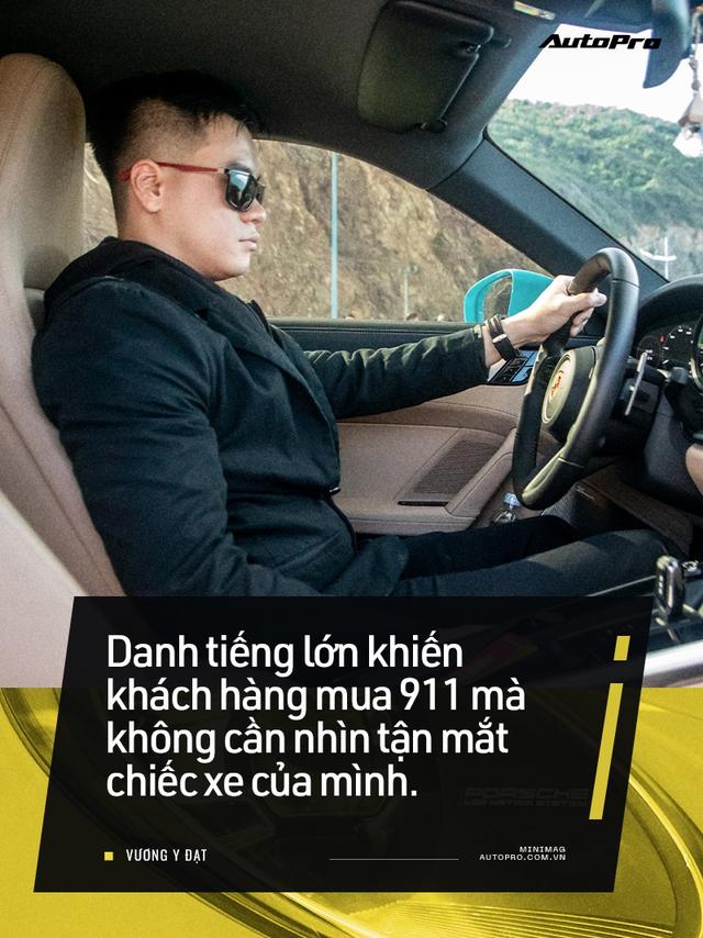 Chủ xe Nha Trang kể chuyện mua Porsche 911 Carrera S: 'Mua xe 10 tỷ mà chỉ nhìn qua giấy, giật mình với những option bằng cả chiếc Kia' - Ảnh 5.