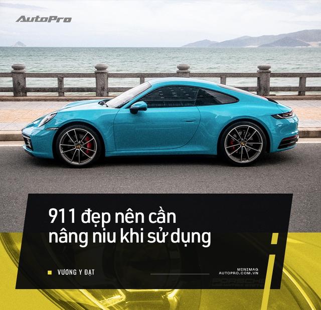 Chủ xe Nha Trang kể chuyện mua Porsche 911 Carrera S: 'Mua xe 10 tỷ mà chỉ nhìn qua giấy, giật mình với những option bằng cả chiếc Kia' - Ảnh 13.