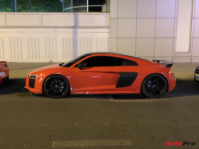 CEO Tống Đông Khuê mua Audi R8 V10 Plus từng của cặp đôi Ông Cao Thắng và Đông Nhi - Ảnh 3.