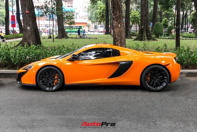 Hội chơi xe Porsche Sài Gòn hội ngộ đầu năm, McLaren từng của Minh nhựa là điểm nhấn - Ảnh 5.