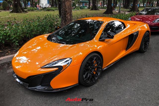 Hội chơi xe Porsche Sài Gòn hội ngộ đầu năm, McLaren từng của Minh nhựa là điểm nhấn - Ảnh 4.