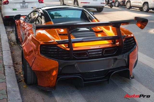 Dàn siêu xe khủng xuống phố Hà Nội đón Tết: McLaren 650S Spider màu dị của Dương Kon và cặp đôi Lamborghini Aventador SVJ gây chú ý - Ảnh 11.