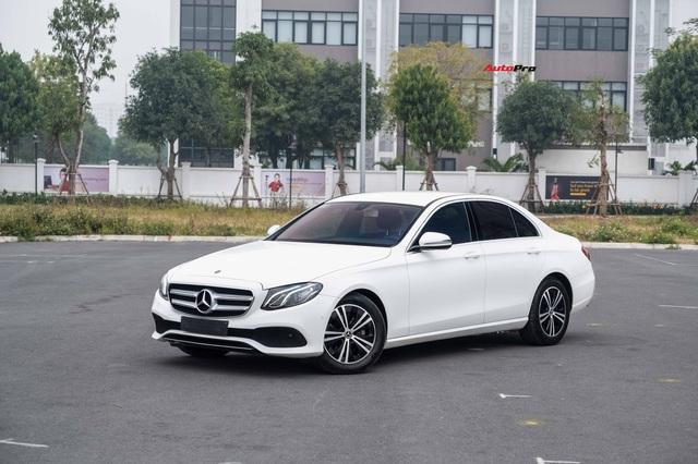 Mới chạy 8.000km, chủ xe bán lại Mercedes E-Class giá thấp hơn BMW 330i M Sport tới 510 triệu đồng - Ảnh 8.