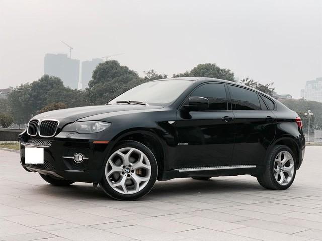 Khoe tên vợ bé nằm trong sách đỏ, chủ xe vẫn hạ giá BMW X6 rẻ ngang Kia Seltos 2021 - Ảnh 6.