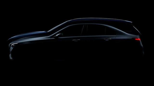 Mercedes-Benz C-Class thế hệ mới tiếp tục nhá hàng thiết kế trước giờ G: Chuẩn một tiểu S-Class sang chảnh - Ảnh 1.